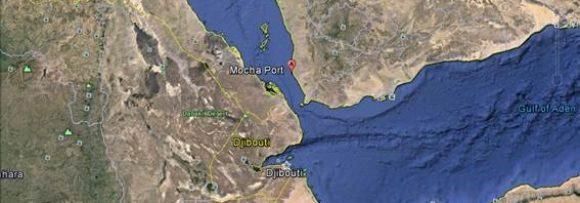 Terrorist attack – Mocha Port, Yemen